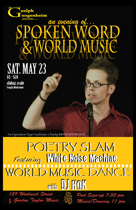 May Poetry Slam