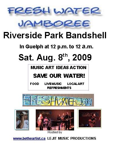 Fresh Water Jamboree