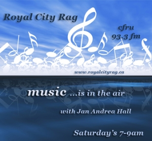 Royal City Rag promo Sat 2