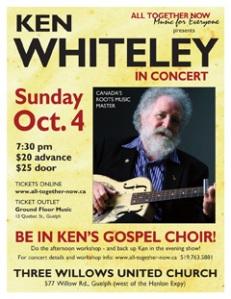 Whiteley Gospel Choir