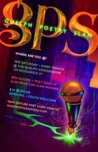 Guelph Poetry Slam Nov