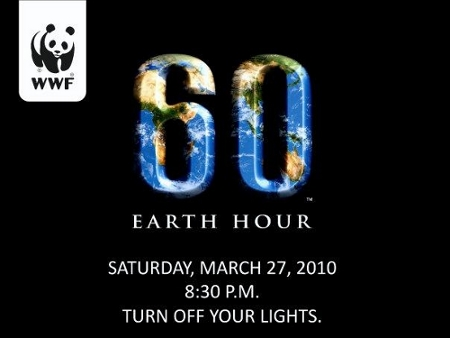 earth hour toronto. Wildlife Fund#39;s Earth Hour