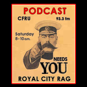 Formerly Royal City Rag